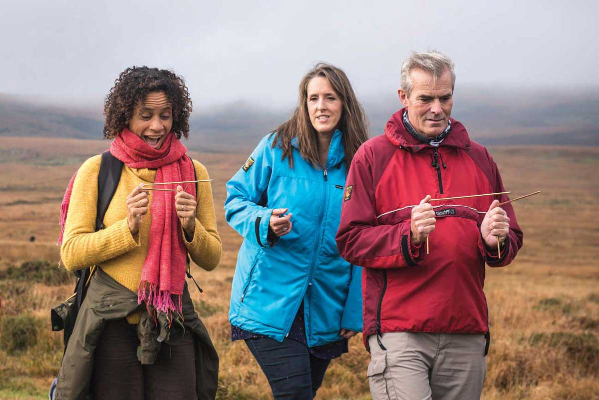 Country Walking magazine Feature