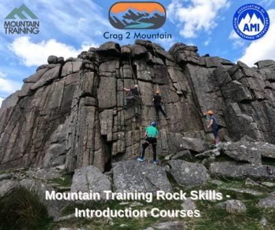 Mountain Training Rock Skills