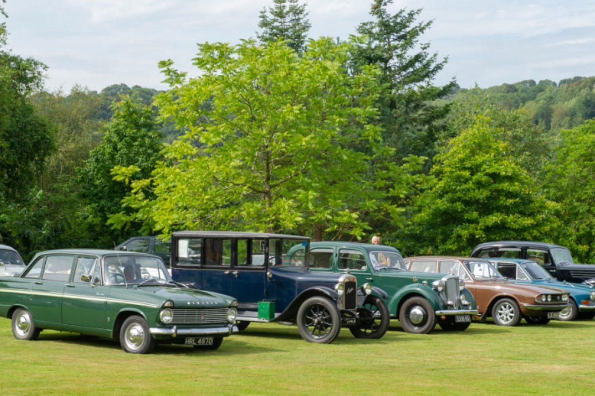 Rosemoor-cars