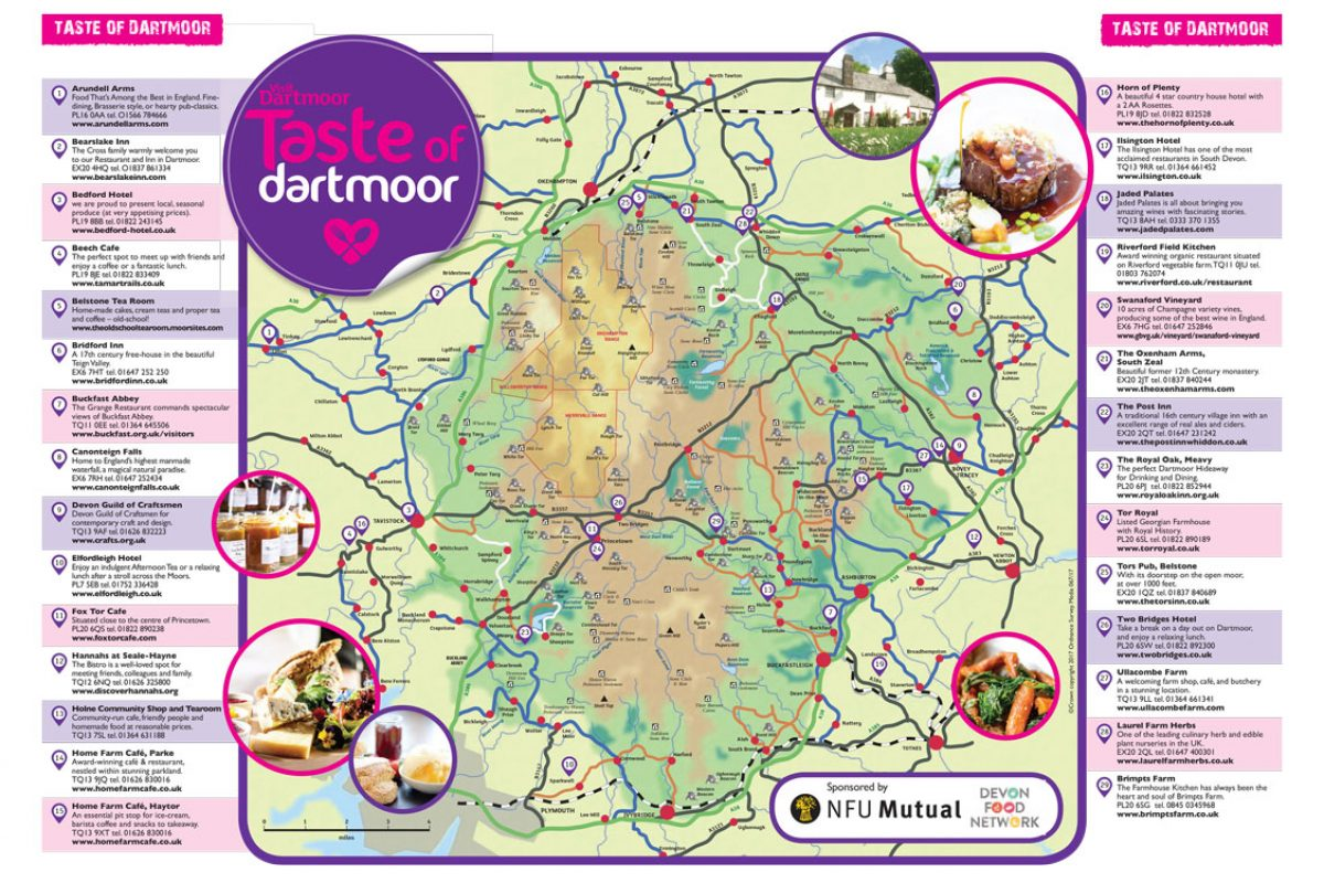 Taste-of-Dartmoor-map